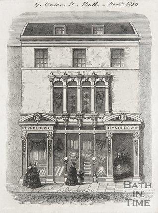 9, Union Street, 1850