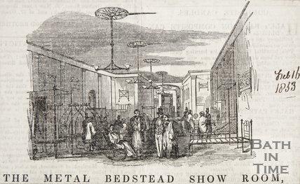 10, Quiet Street Interior, 1853
