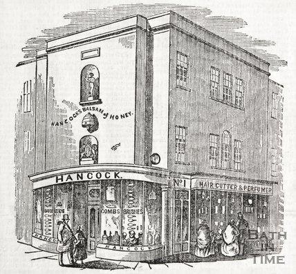 1, Old Bond Street, 1858
