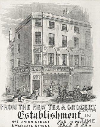 1, Union Street, 1858
