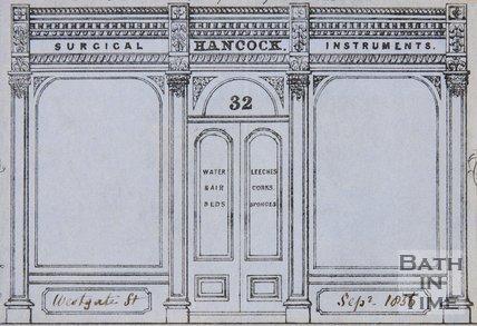 32, Westgate Street, 1858