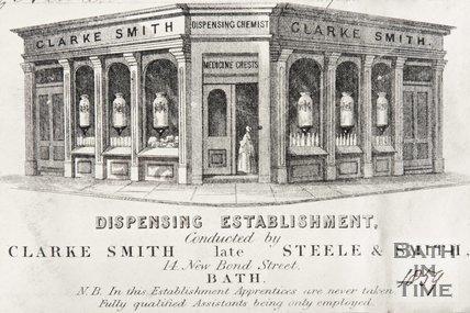 14, New Bond Street, 1859
