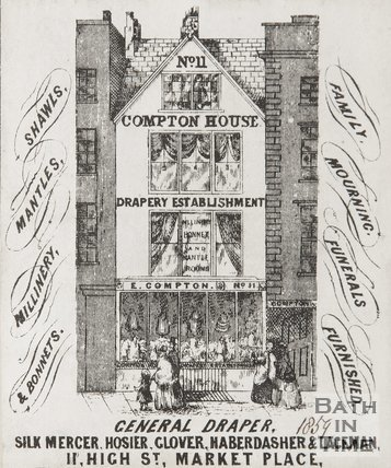 11, High Street Market Place, 1858