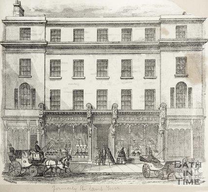 25 Southgate Street, 1855