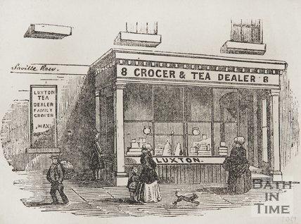 8, Saville Row, 1851