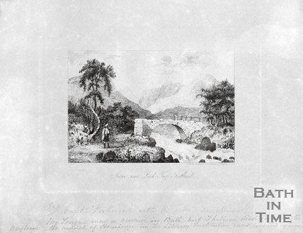 Scene near Loch Tay Scotland, 1835