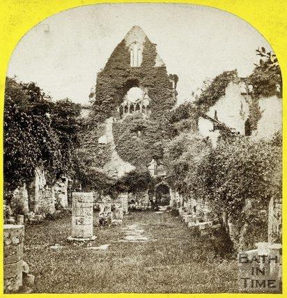 Tintern Abbey, Monmouthshire c.1865