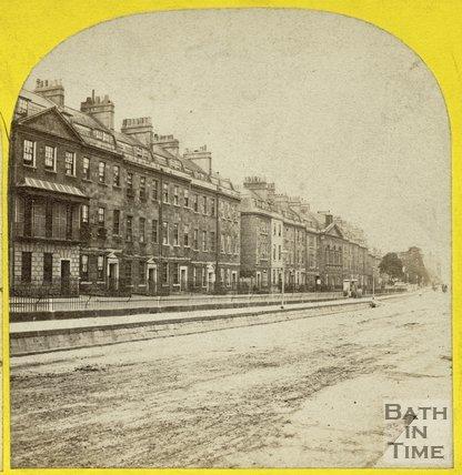 Kensington, Bath c.1865