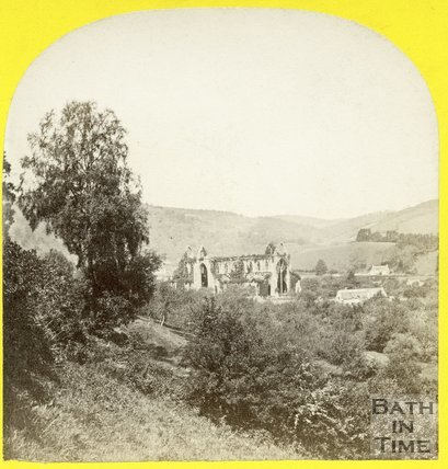 Tintern Abbey, Monmouthshire c.1865