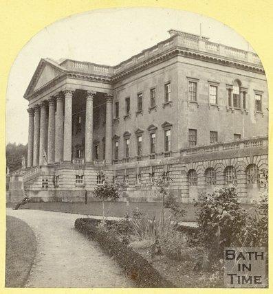 Prior Park, Bath, c.1870