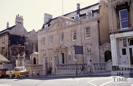 King Edwards School, Broad Street, Bath, c.1980s