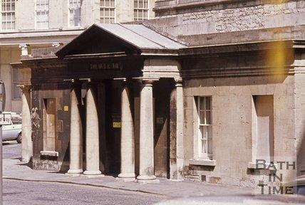 The Hot Bath, Bath, c.1960s