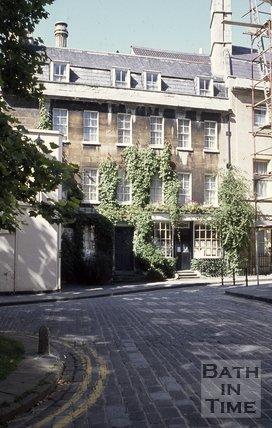 Abbey Green, Bath, 1979