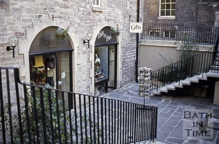 Lilliput Court, off North Parade Passage, Bath, c.1980s
