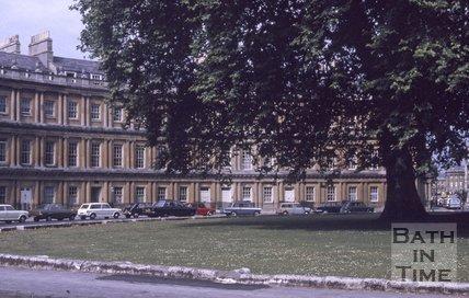 The Circus, Bath, 1971