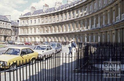 The Circus, Bath, southeast quadrant, c.1980s