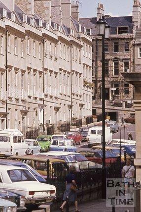 Bennett Street, Bath, c.1980s