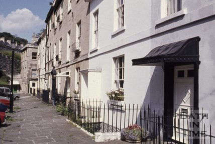 Ainslie's Belvedere off Lansdown Road, Bath, c.1970s