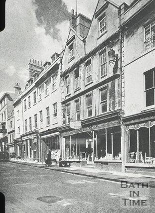 Broad Street, Bath, c.1930s