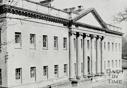 Prior Park, south front, Bath, c.1930s