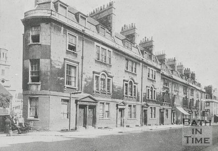 St James Parade, James Street, West, Bath, c.1930s