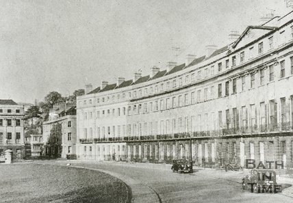 Norfolk Crescent, Bath, c.1930s