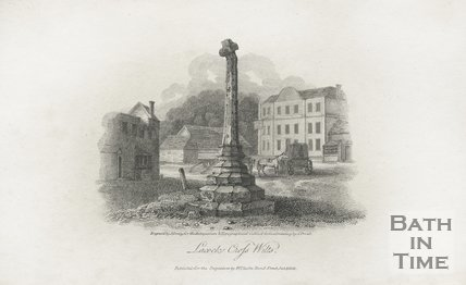 Lacock Cross, Wiltshire, 1809