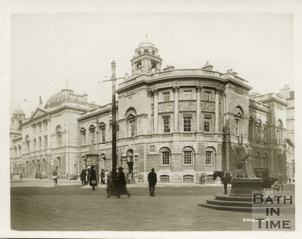 The Guildhall, High Street, Bath, c.1910s