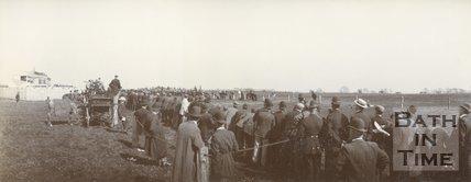 Bath Races, Lansdown, c.1901