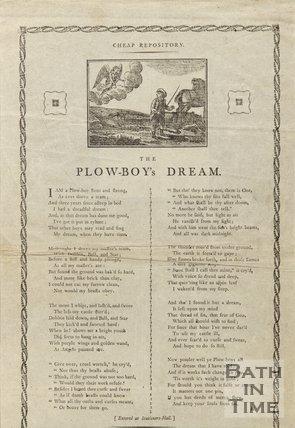 The Plow-boy's Dream, 1795