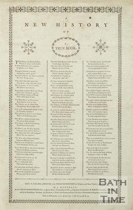 A New History Of A True Book, 1795