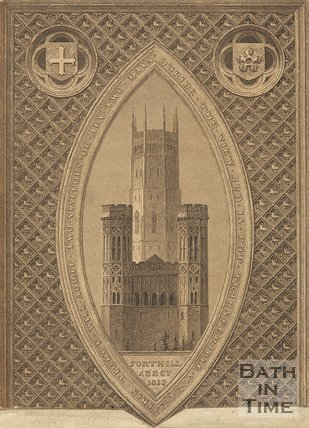 Ticket For Entry To Fonthill Abbey, 1823