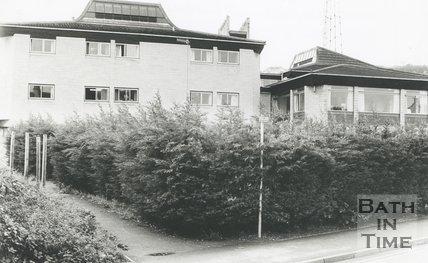Marjorie Whimsters House, High Street, Twerton, Bath, 6 May 1985