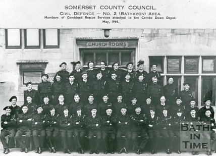 Somerset County Council Civil Defence 1944