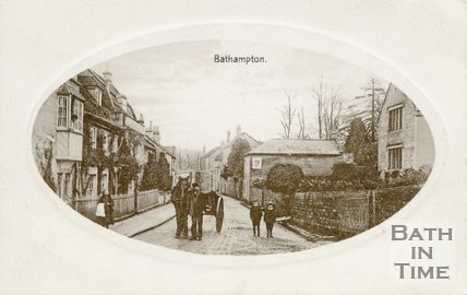 Bathampton High Street, c.1912