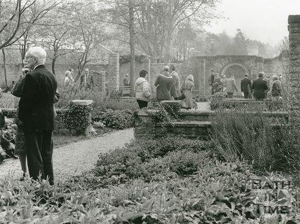 Batheaston Secret Garden, April 1991