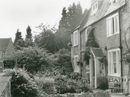 Fern Cottage Hotel & Restaurant, Northend, Batheaston, July 1991