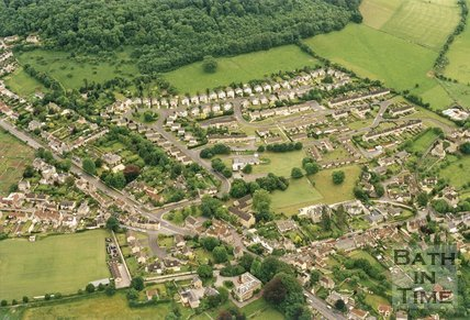 Bathford Aerial View, 1995