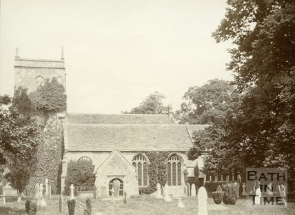 Beckington Church, C.1900