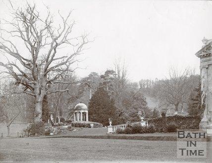 Belcombe Brook Gardens, Bradford-on-Avon, c.1903
