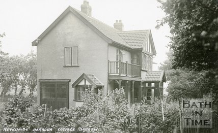Newcombe Harbour Cottage, Berrow, Somerset, c.1930s?
