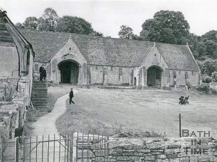 Bradford-on-Avon Tithe Barn, c.1970s