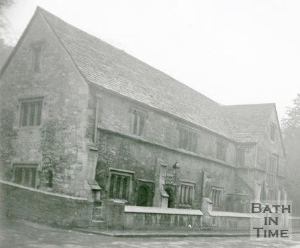 Bradford-on-Avon Church House, 1945