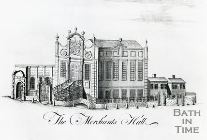 The Merchant's Hall, Marsh Street, Bristol