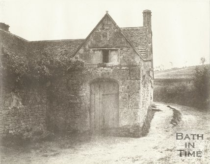 The Manor House, Charlcombe Lane, c.1850