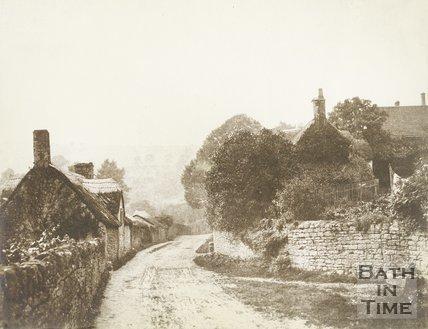 Houses in Charlcombe, c.1850