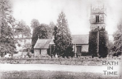 All Saints Church, Dunkerton, 1889