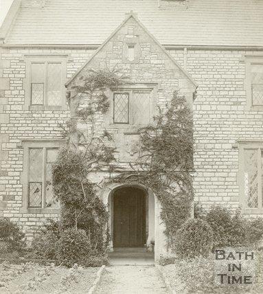 Dower House Porch, Kelston near Bath, c.1900