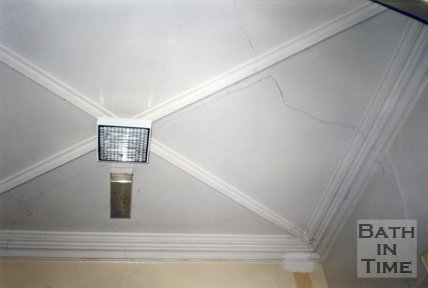 Ceiling Detail, Ellsbridge House, Keynsham, 1991
