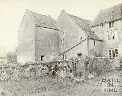 Court Farm, Langridge, c.1880